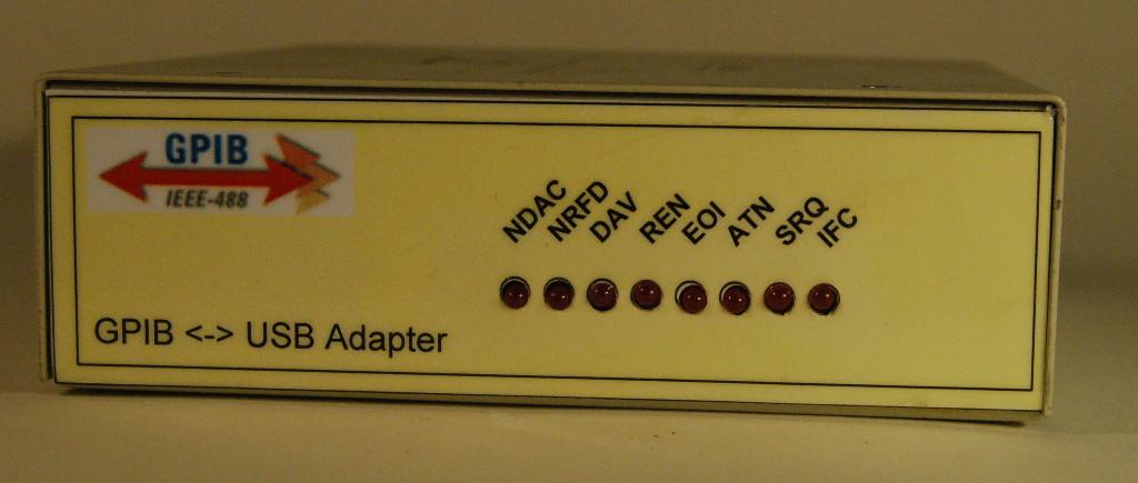 GPIB to USB converter